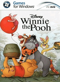 Download Disney Winnie the Pooh PC Game Free