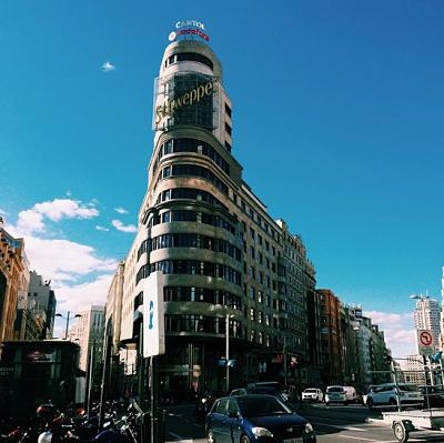 Plaza del Callao, pisos para estudiantes en madrid, departamentos para estudiantes en madrid
