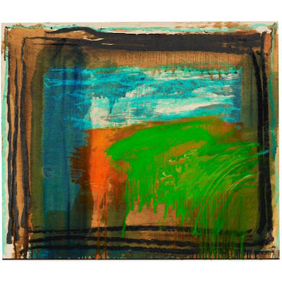 Howard Hodgkin - Rain, 2011