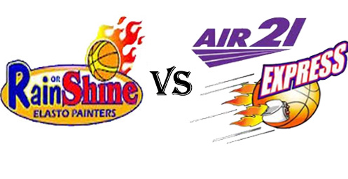 Watch Rain or Shine Elasto Painters vs Air21 Express Live Streaming
