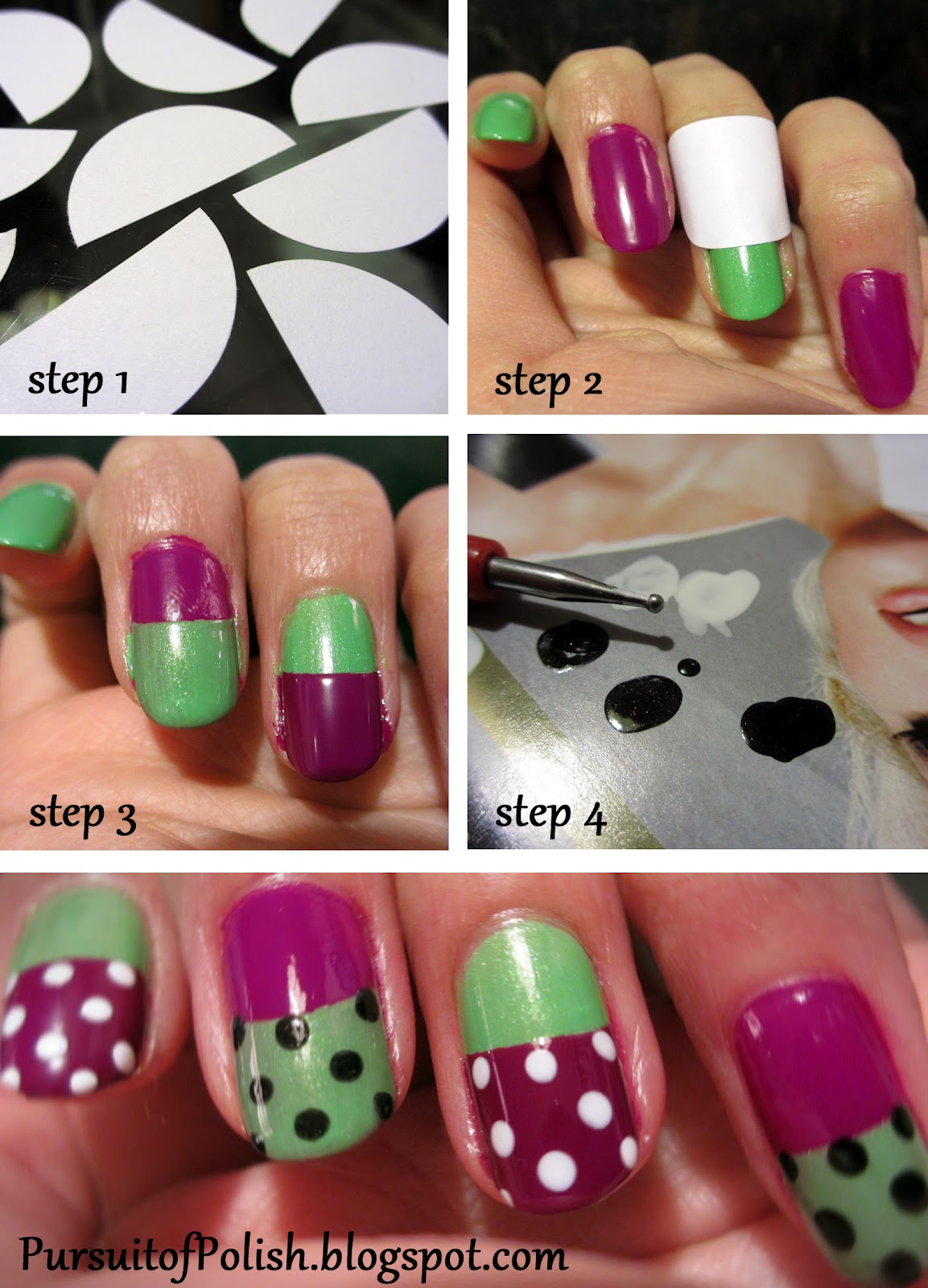 Nail designs with tape tutorial ways to make nail designs using view images nail tutorials with tape viewing gallery prinsesfo Choice Image
