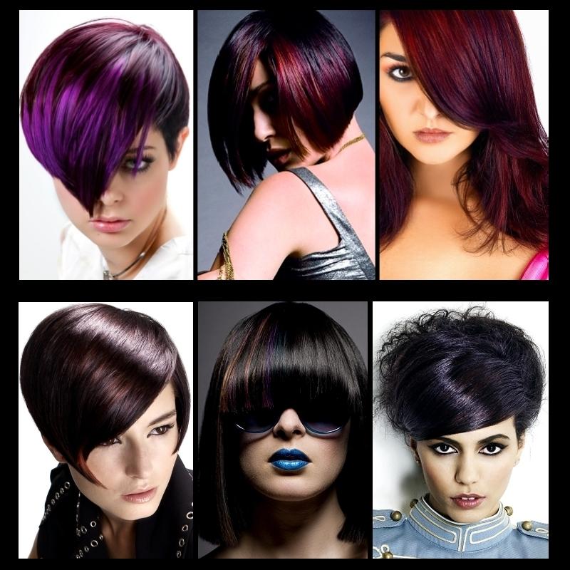 Hair Color And Style Ideas Pictures: Hair Colour Ideas For Dark Hair 2013