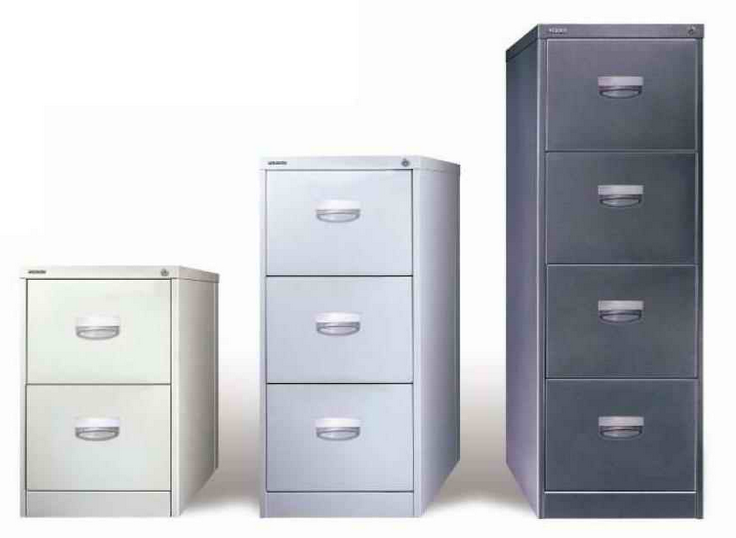 Types Of File Cabinets