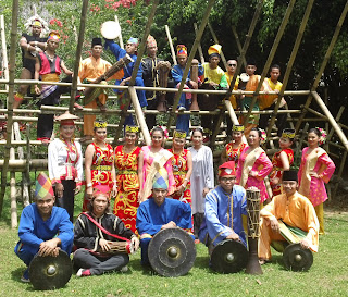 Sarawak Malaysia Borneo Rainforest World Music Festvial GEMA SLDN-SARAWAK CULTURAL VILLAGE (Sarawak, Malaysia)