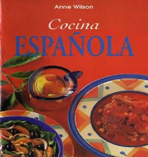 Libro Cocina española Anne Wilson