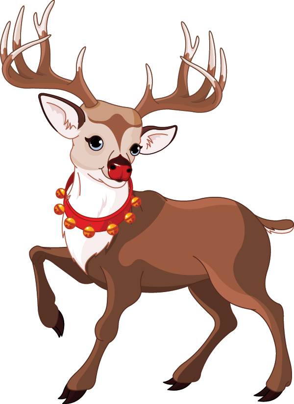 Rudolph the Reindeer Icon