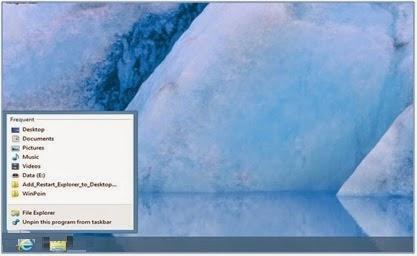 Cara Membersihkan Jump Lists di Windows 8