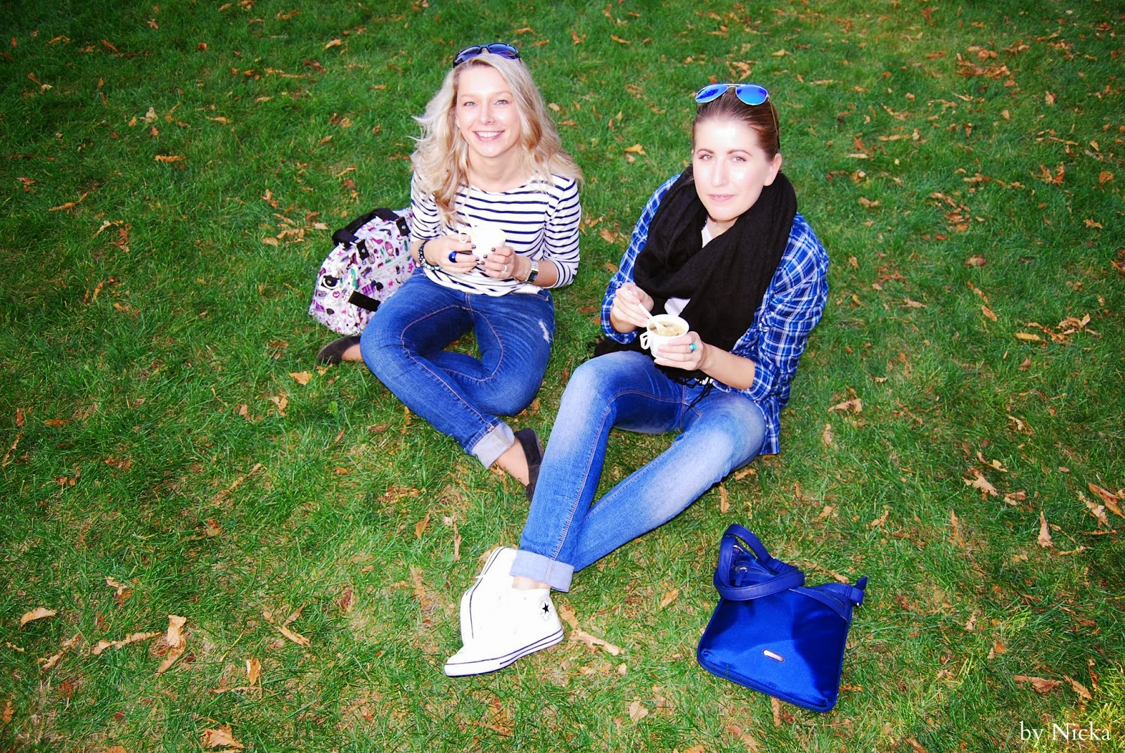 chillin in da park