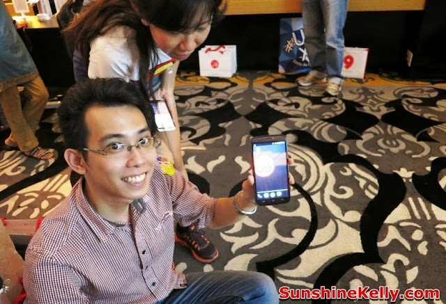 Ninetology Quadcore U9 Smartphone, X1, Z1 & Z1+, Tech Kaiju Arena, smartphone, event, launch, blogger event, tech blogger