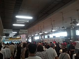 福岡市中央卸売市場鮮魚市場 市...