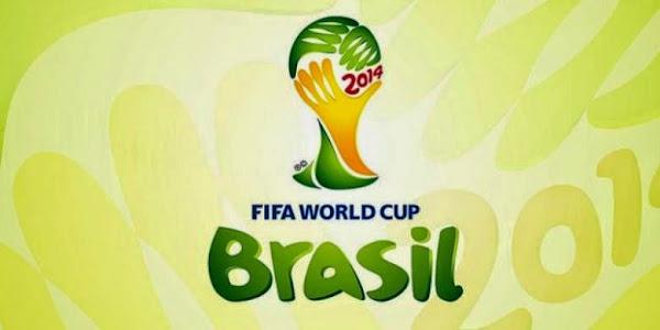 Pembagian Grup Piala Dunia 2014