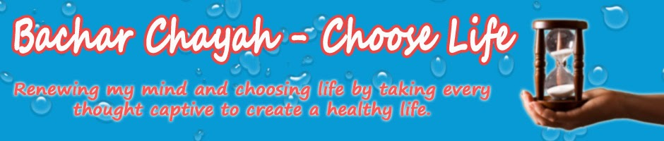 Bachar Chayah - Choose Life