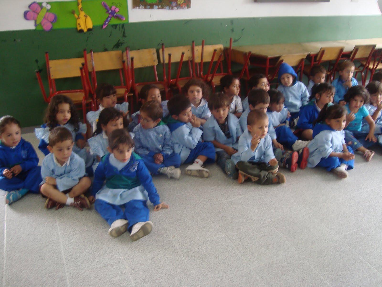 Diario pedagogico for Amiguitos del jardin