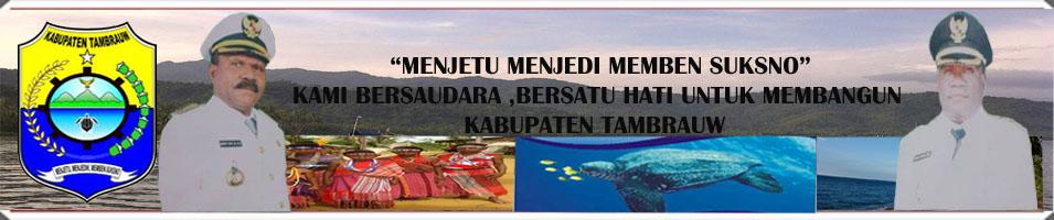 Pemerintah Kabupaten Tambrauw