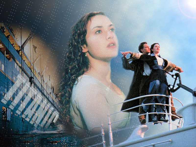 Free Wallpaper Kate Winslet In Titanic Movie Wallpapers