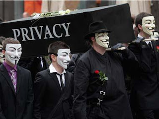 Privacy is Dead - Anonymous