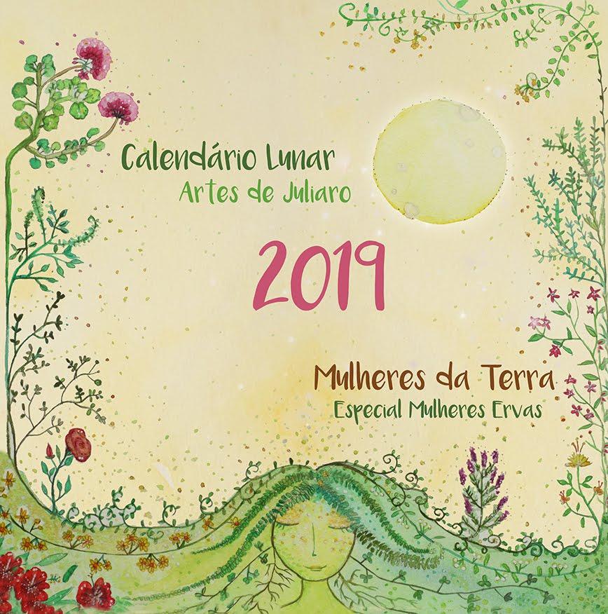 Capa Calendário 2019