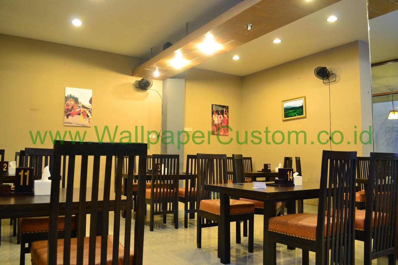 Jual Wallpaper Custom Wallpaper Dinding Gambar Pemandangan