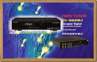 NOVA ATT  DA EVOLUTIONBOX EV960 RJ PARA VOLTA  SKS 30W  V130 29.12.2014
