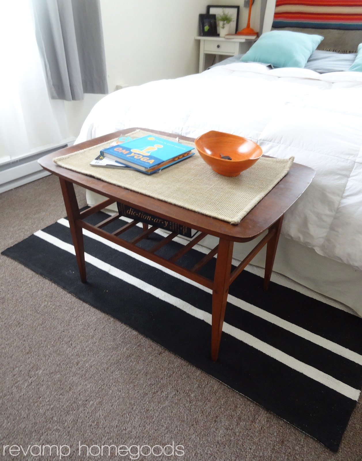 DIY How To Paint a Rug