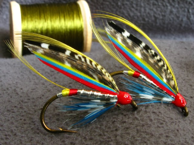 Wet fly fishing whats a wet fly for Wet fly fishing