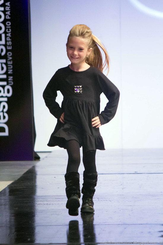 vestidos para nenas invierno 2013 Little Mo