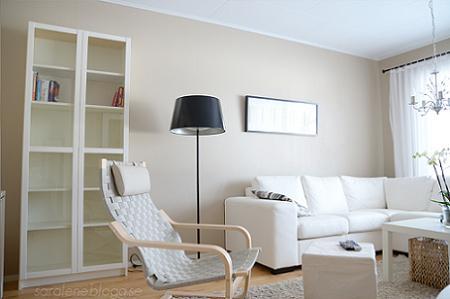 Ikea nivel experto - Librerias salon blancas ...