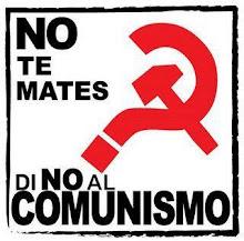 Para exigir la ilegalidad del comunismo