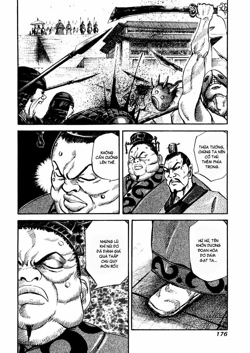 Kingdom – Vương Giả Thiên Hạ (Tổng Hợp) chap 29 page 10 - IZTruyenTranh.com