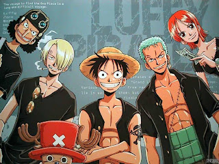 Wallpaper One Piece Anime Topi Jerami