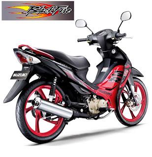 Suzuki Smash Titan jawa tengah semarang
