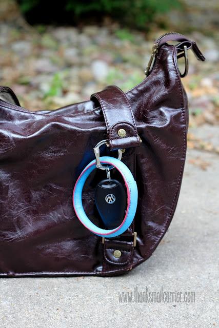O-Venture Big O Key Ring uses