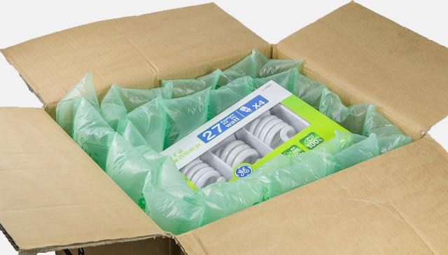 氣墊氣袋-可生物分解