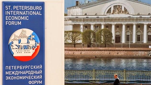 Obama intenta boicotear el Foro Económico Internacional en San Petersburgo