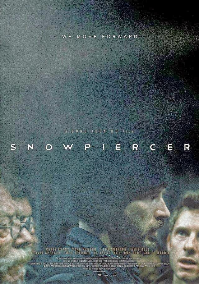ESPECIAL MUESTRA SYFY 2014: Snowpiercer (2014)