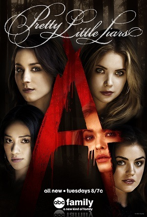 Série Pretty Little Liars (Maldosas) - 5ª Temporada 2014 Torrent