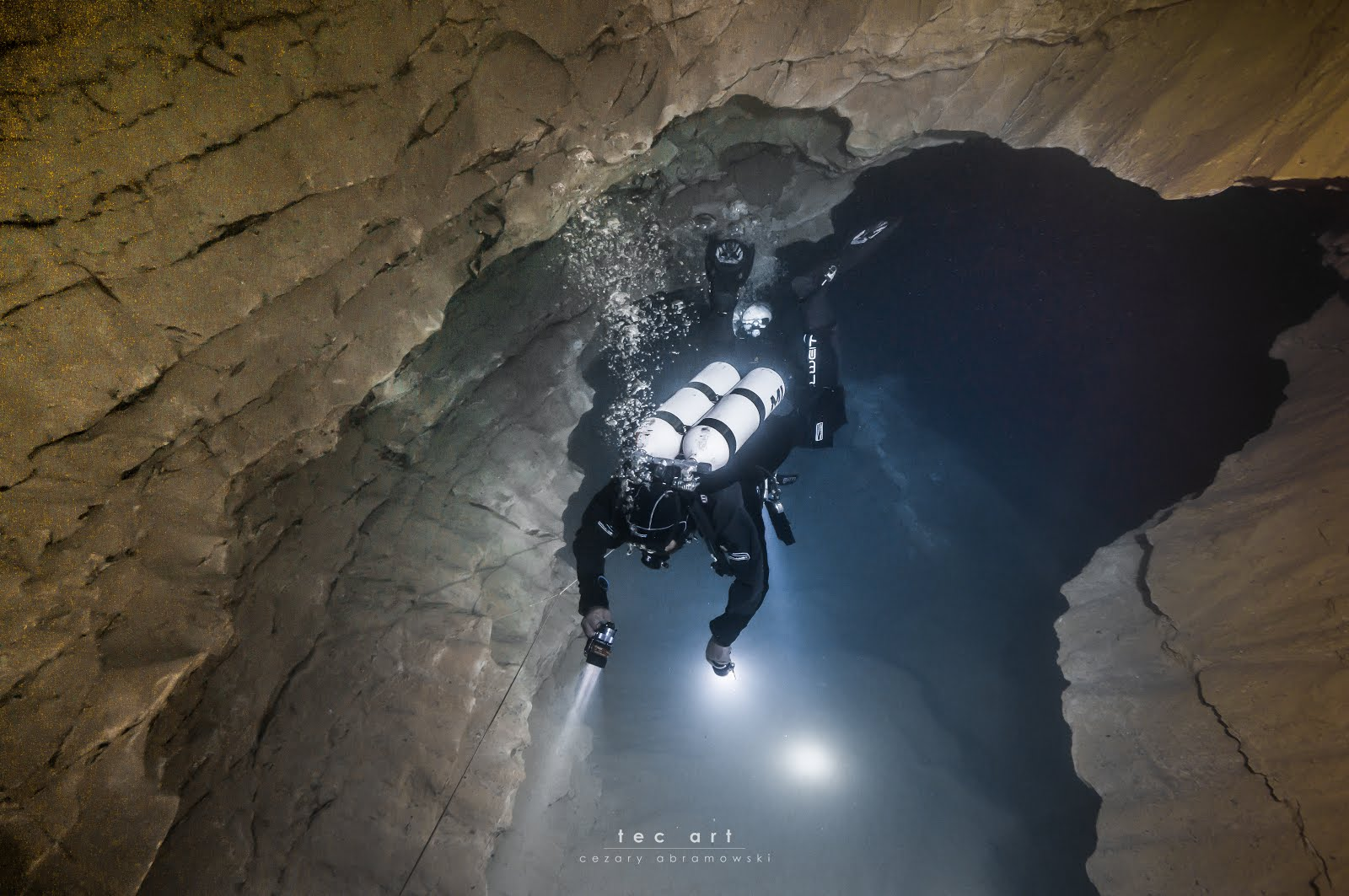 Deep Explorers - Nurkowanie Techniczne i Jaskiniowe Cezary Abramowski