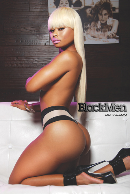Blac Chyna blacchyna mia Posted by XSNRG Magazine at 758 PM