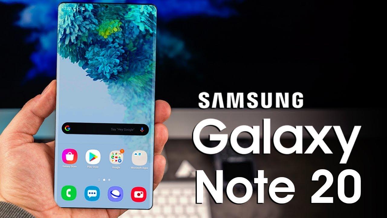 Samsung Galaxy Note 20 Specs, Display, Thickness, Camera, RAM, Storage & Price