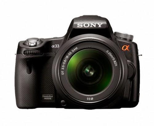 Daftar Harga Kamera DSLR Sony Terbaru