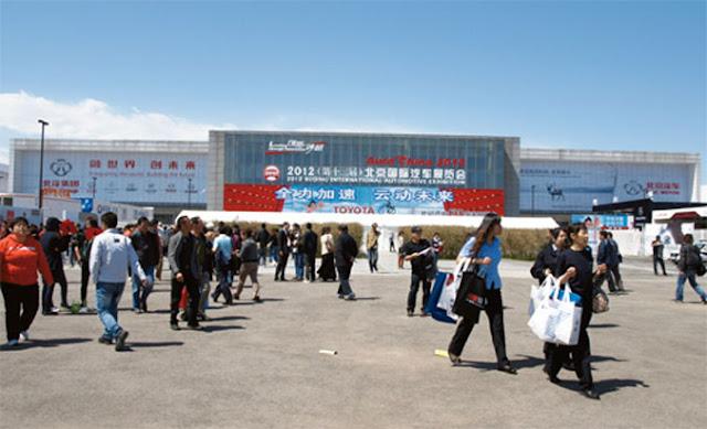 北京モーターショー Auto China - Beijing International Automotive Exhibition
