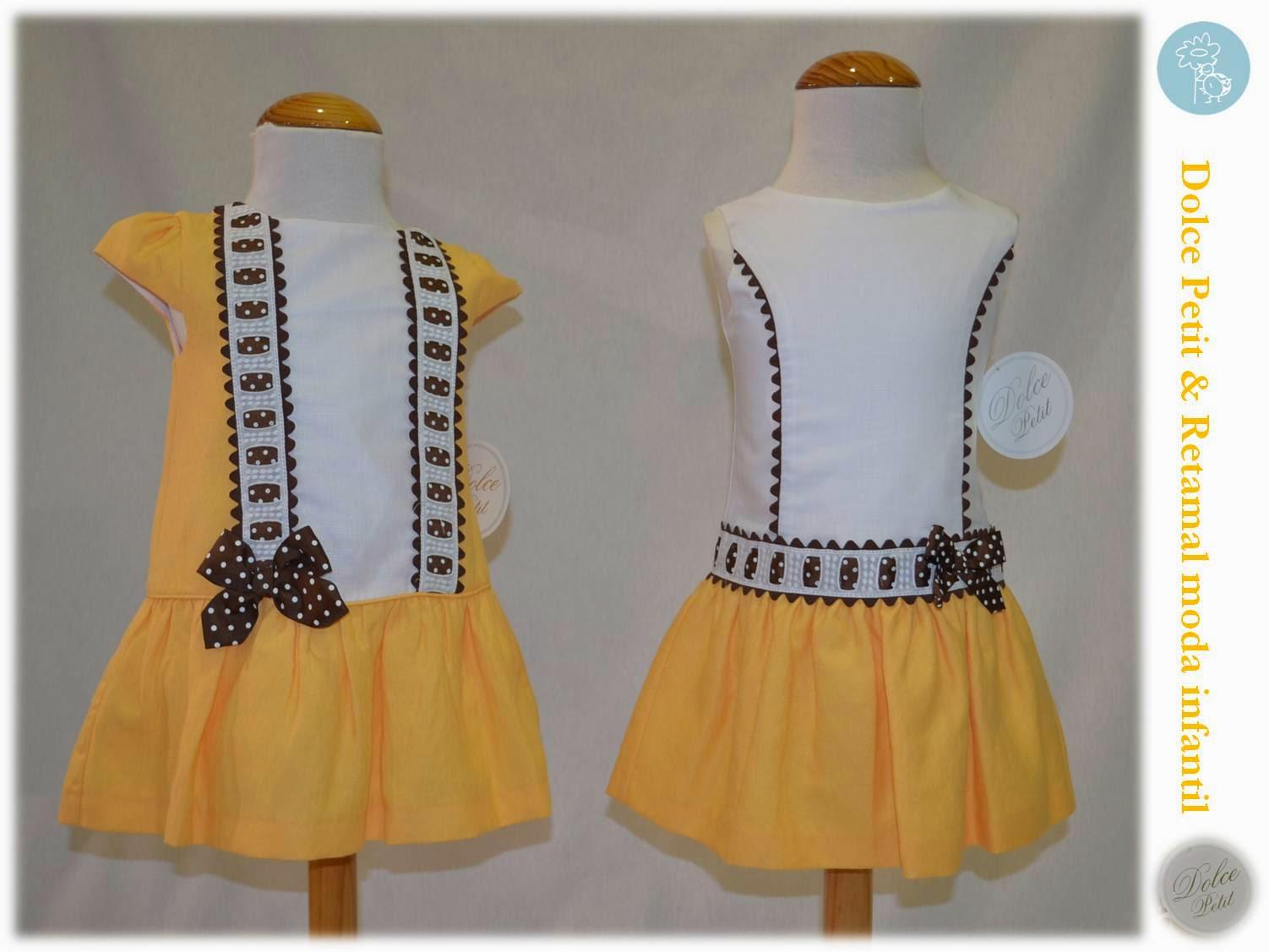 Dolce Petit en Blog y Tienda Retamal moda infantil y bebe
