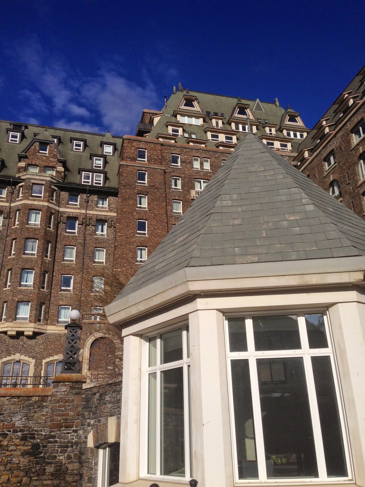 Rewards Canada Hotel Review Fairmont Banff Springs Hotel