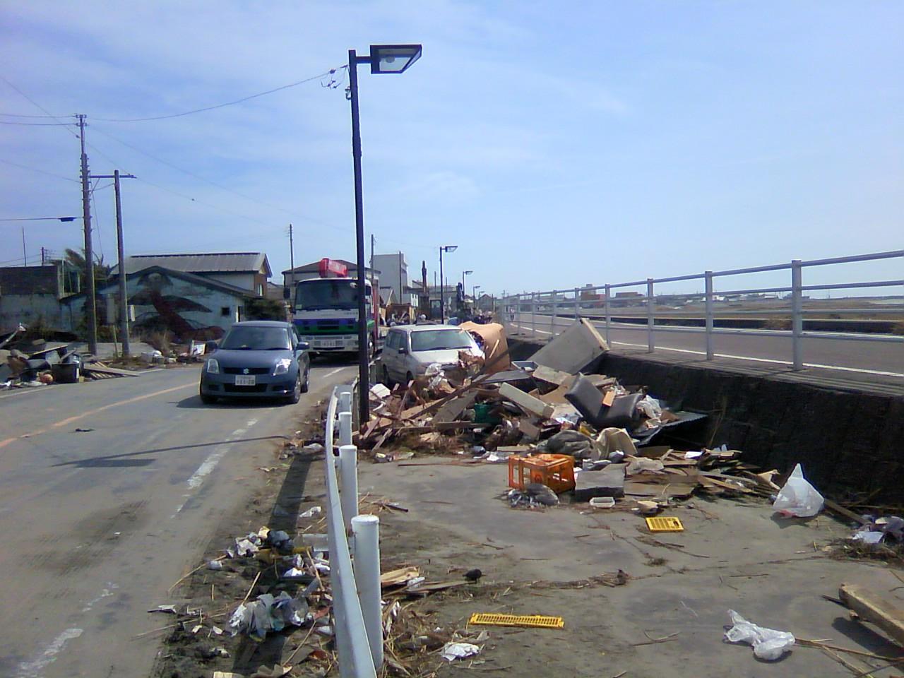 千葉県旭市飯岡の津波被害については、記事も多いし、津波が来る様子を捉えた... 旭市飯岡の津波被