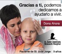 ACERCA DE ST. JUDE (Patrocinado por Paladines -edición global).