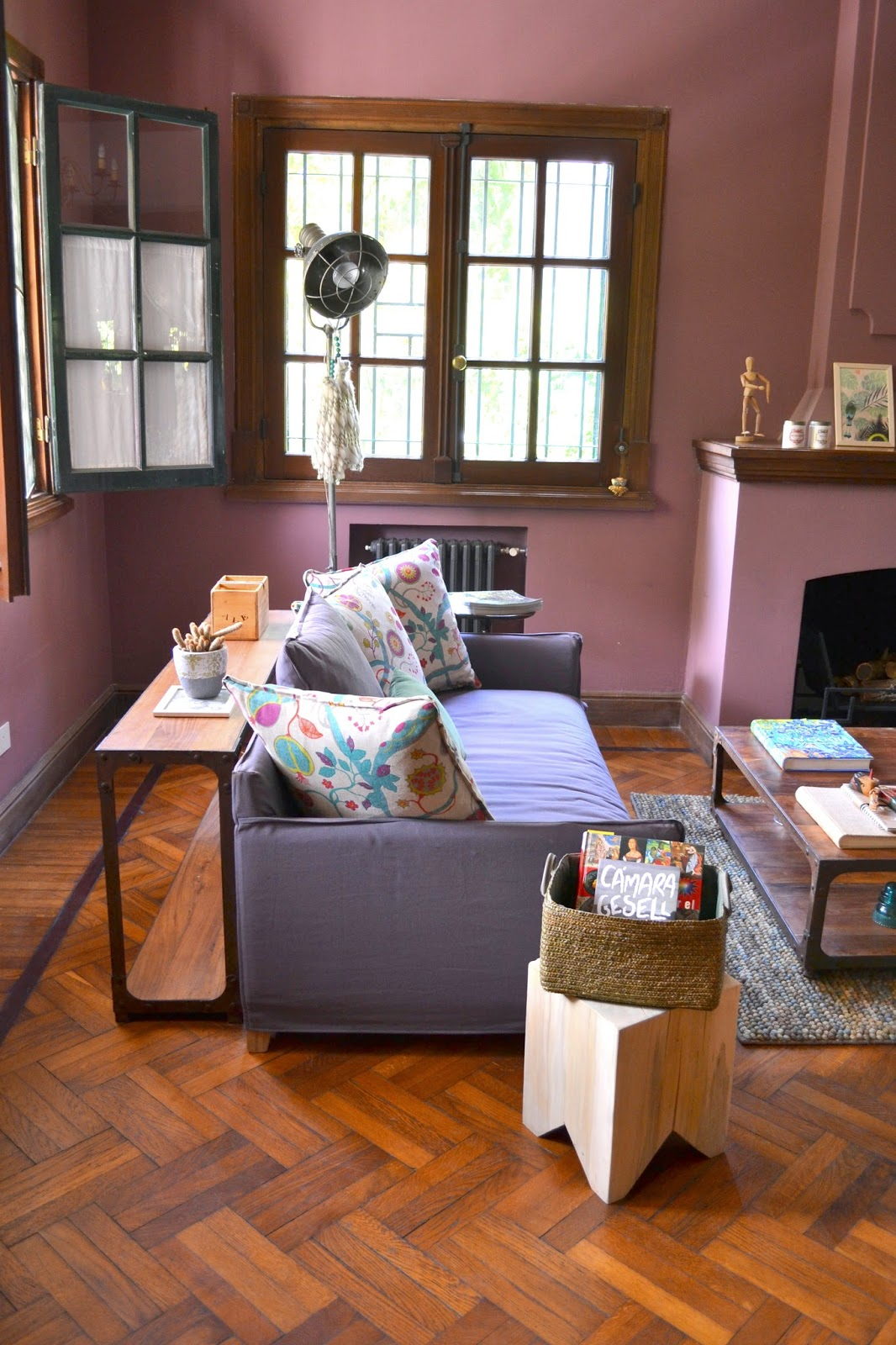 alma deco buenos aires proyecto tronador living. Black Bedroom Furniture Sets. Home Design Ideas