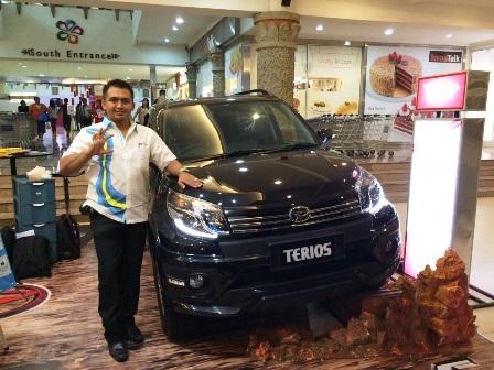 Harga Terios Di Bali Oktober 2015