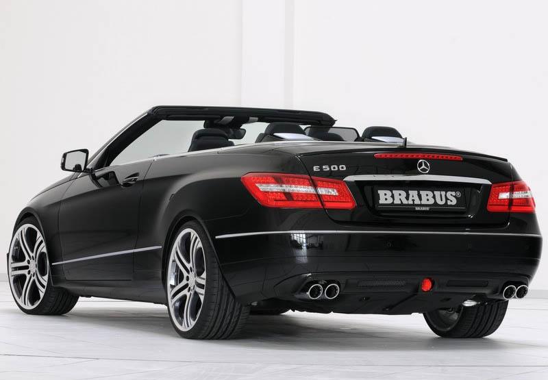 Brabus mercedes benz e class cabriolet 2011 for Mercedes benz e class 2011