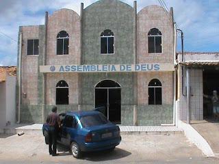 IGREJA ASSEMBLEIA DE DEUS-TEMPLO CENTRAL DE RAFAEL ARRUDA
