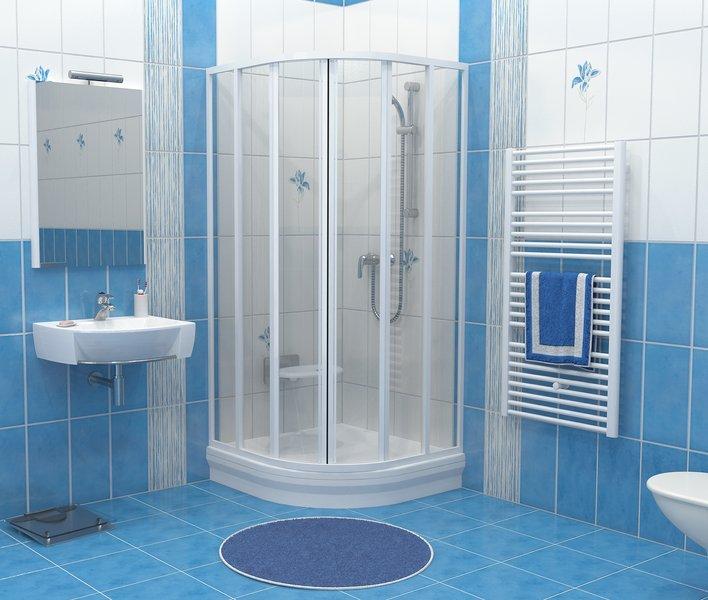 Ванные комнаты дизайн фото с душевой кабиной